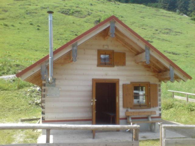 Pointhütte 1319m