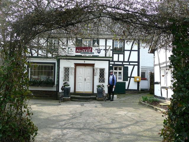 03. Cafe 'Auszeit' in Gutmühle im Wahnbachtal