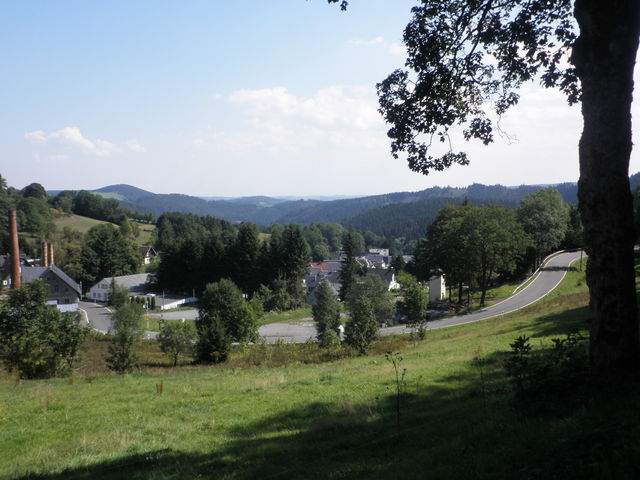 R�ckblick auf Lippelsdorf