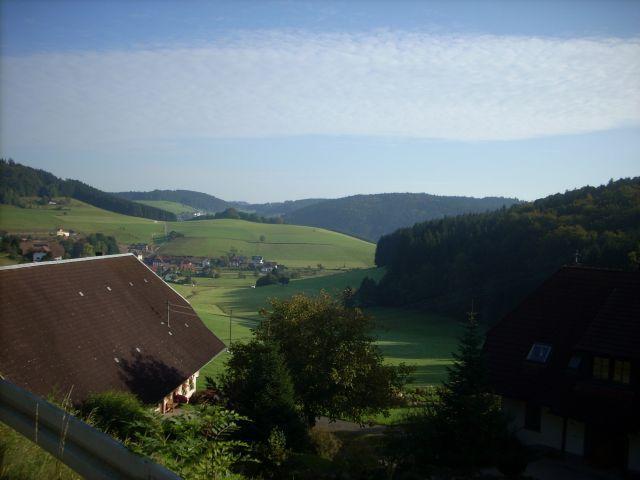 Blick nach Biederbach