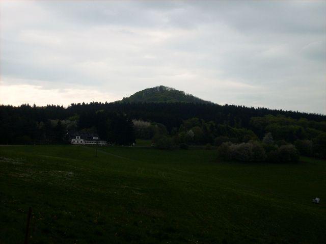 Die Hohe Acht (747 m).