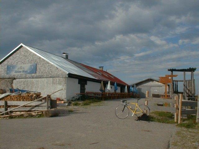 An der GrüntenhütteArmin Kübelbeck