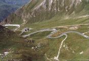 In drei Bildern das letzte St�ck der Nordanfahrt vor dem  Fuscher T�rl.Torsten K�hler
