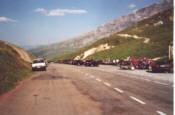 Passh�he KlausenpassTeam Ro�tal Tour Juni 2000Team Ro�tal (Christian Barth (Team Rosstal))