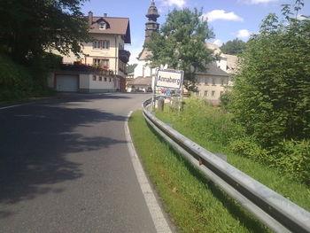 Einfahrt Annaberg