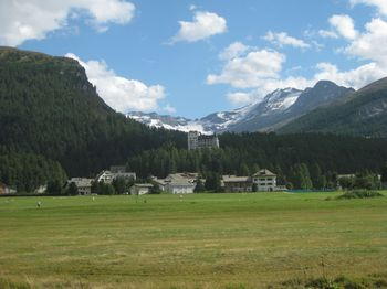 Sils Maria, Blick ins Val Fex