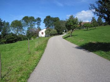 Schlussgerade nach Breitenberg.