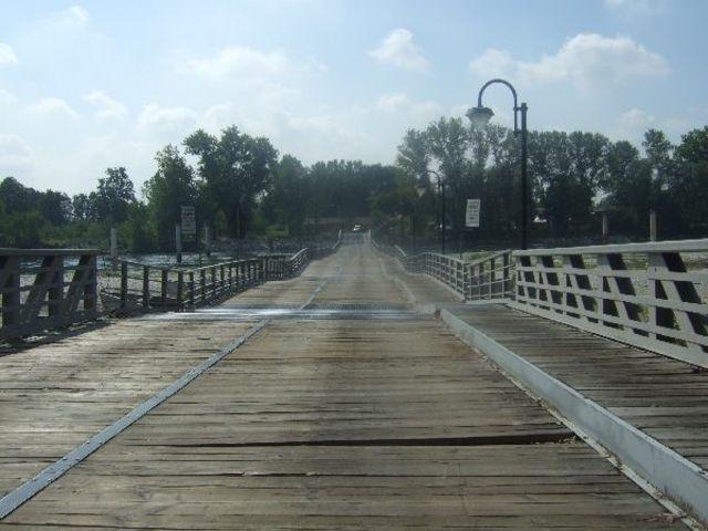 Brücke über den Ticino bei Bereguardo