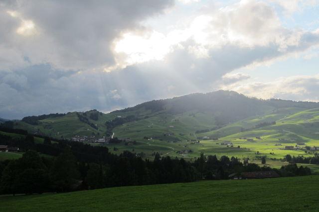Bilder Scheidegg (Appenzell) (1352 m)