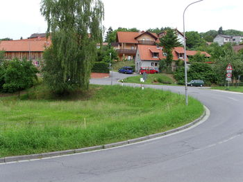 Kehre in Hassenroth.