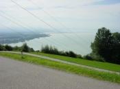 ... und auch hinein in die Schweiz.