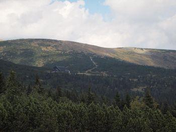 Der Schlusskilometer ab der Vyrovka Bouda