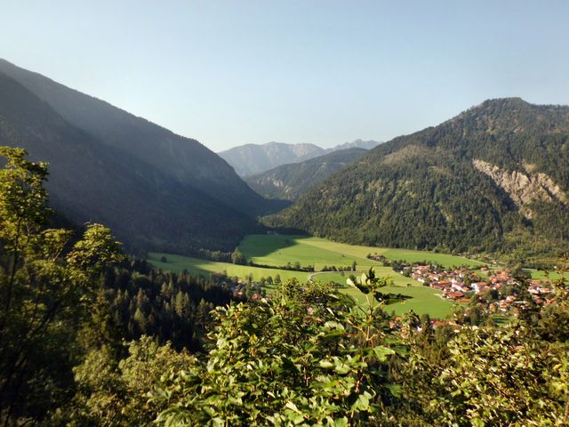 Chiemgauer Alpen - from 5th to 8th May 2016