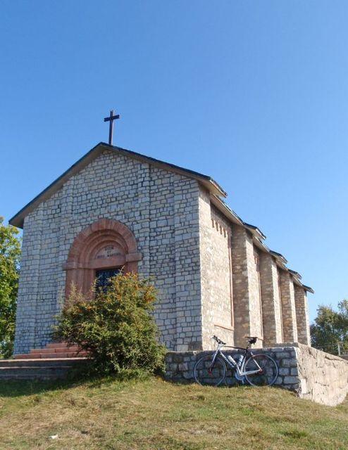 San Martino in Culmine.