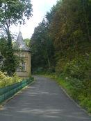 Das Schloss Schmachtenberg l�utet die 14 % ein