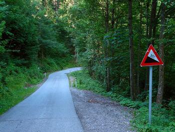 Das Schild sagt alles!.