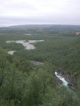 Silffar Canyon.