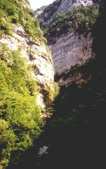 NORDWEST Gorges du Nan