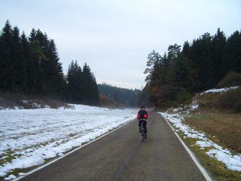 frostiges Tal zwischen Veringendorf und Hochberg