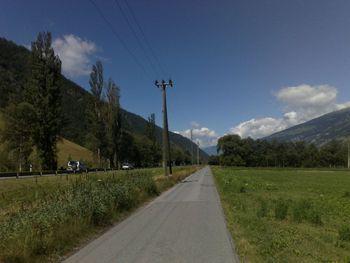 ..ewige Strecke zwischen Fiesch und Sion