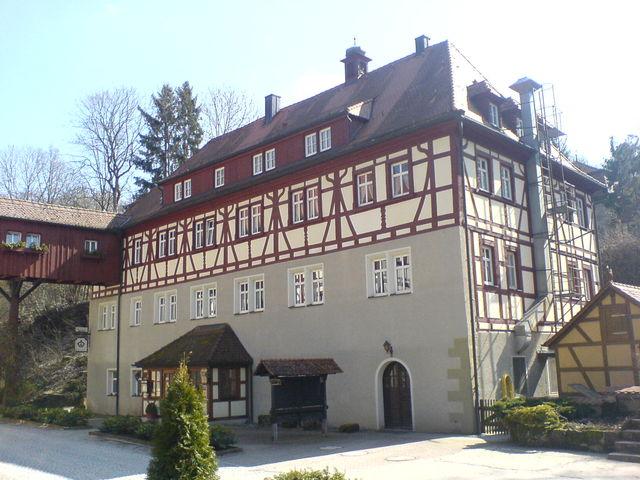 Der Gasthof des Wildbad
