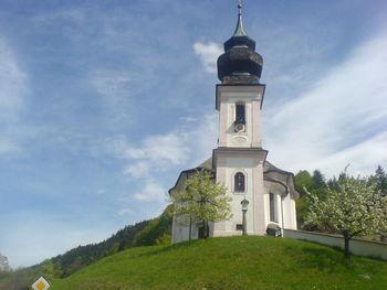 Die Wallfahrtskirche Maria Gern