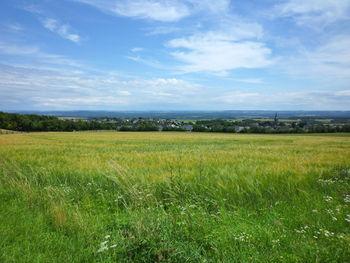 Ausblick auf Landkern und in Richtung Hunsr�ck.