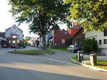 Willensen-Ost 5 nach der Linkskurve wird es deutlich steiler.