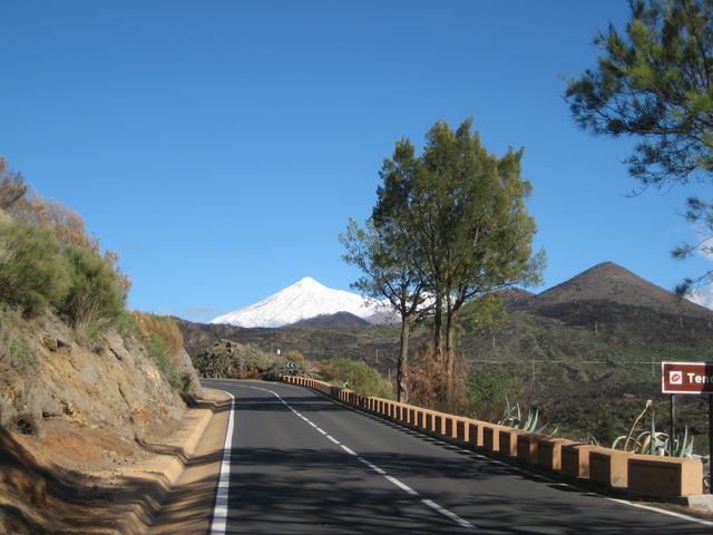 El Teide.