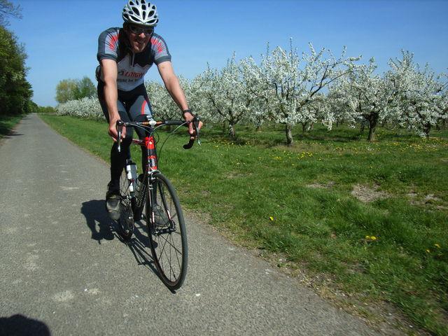 In den Obstplantagen zwischen Klein Altendorf und Altendorf