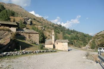 Chiesa Sant'Anna di Bellino .