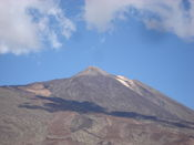Noch einmal Teide vom Boca de Tauce
