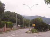 S�dwestanfahrt: Der Startpunkt in Novi Vinodolski.