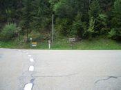 Kaelbelescheuer rechts zur K�lbelescheuer links zum Kreuzweg.