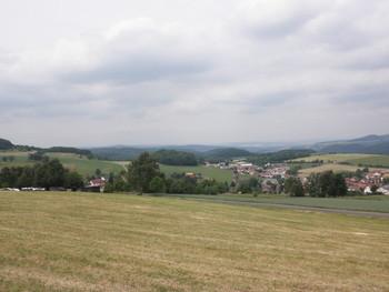 Blick auf Schwarzbach