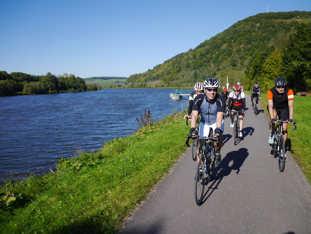 Season Finale on the Moselle/Saar/Ruwer (Trier) - from  30th September to 3rd October 2017