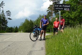 Col de Freland.