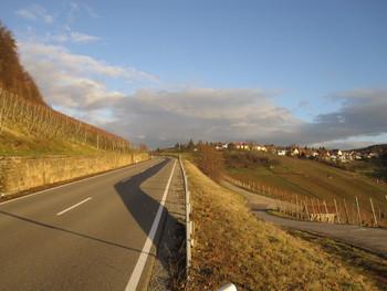 Blick nach Breuningsweiler