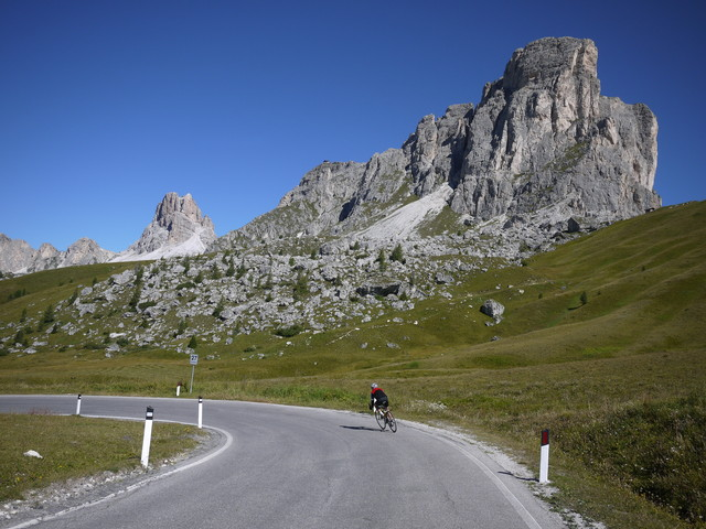 Dolomites Giro from Innsbruck - from 17th to 24th June 2017