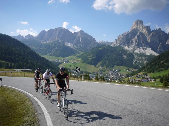 Dolomiten 2016 - Rennradreise mit quaeldich.de - vom  3. bis 10. September 2016