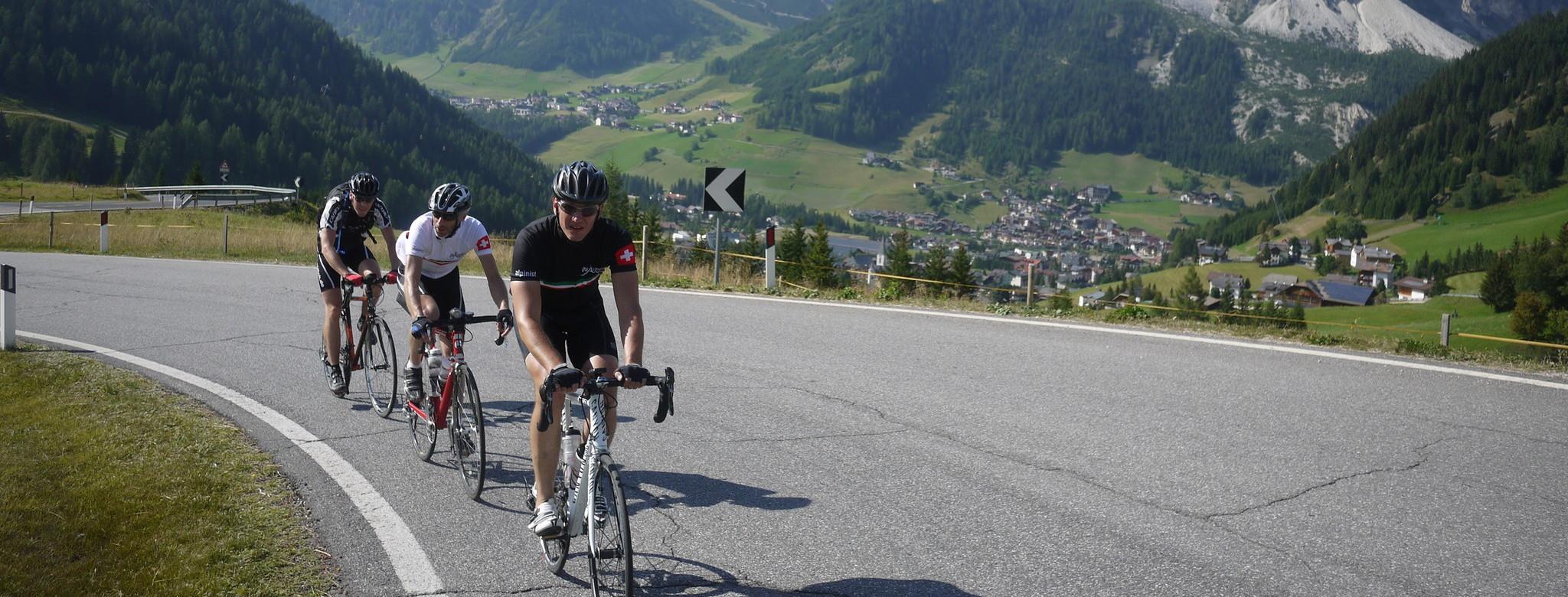 quäldich-Reisen. Einfach Pässe fahren. Auf deinem Niveau. Entspannt, ausdauernd, sportiv!  __x[http://reisen.quaeldich.de/]
