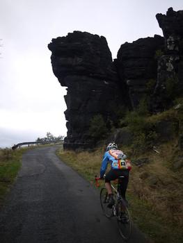 Auf [[Fabe|mein|Fabe]]s Bild ist das Wetter besser. Wenigstens kann ich einen Radfahrer aufweisen.