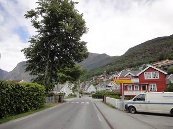 ulykke aurlandsfjellet triathlon