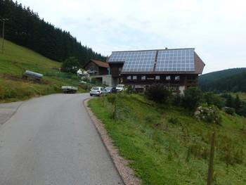 Anfahrt über Unterlangenbach