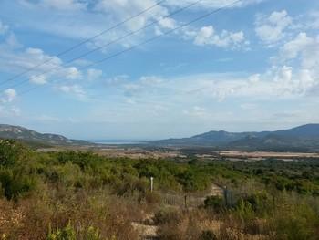 .Ausblick Richtung Calvi