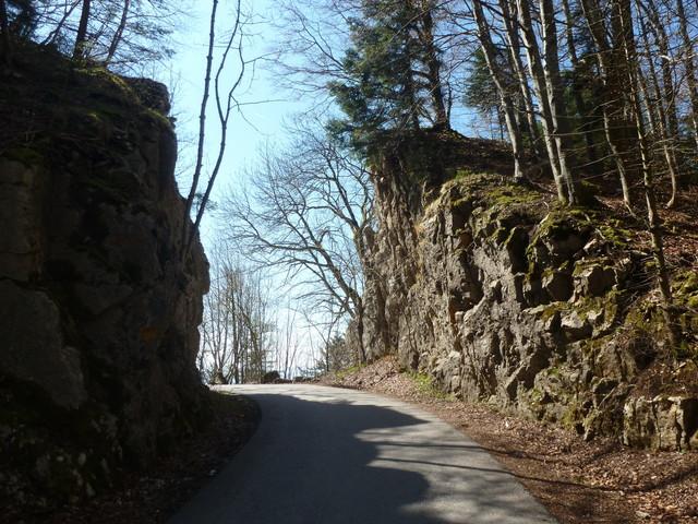 Felsentor von der Nordseite