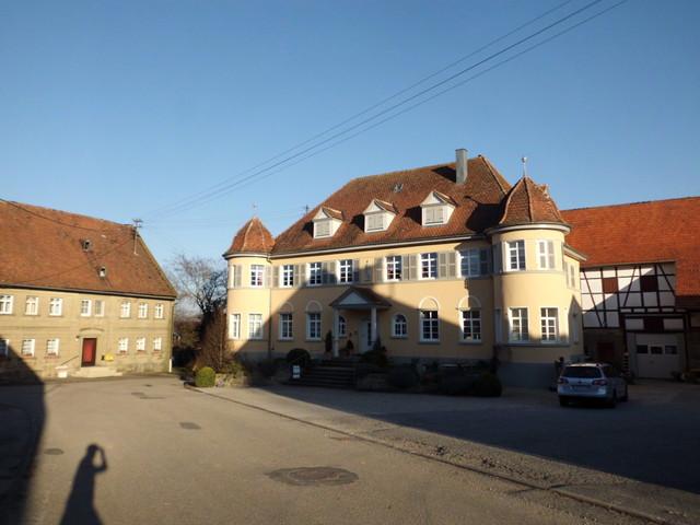 Schlösschen in Bühlhof