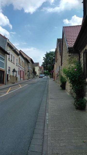Zweite Rampe in Wackernheim