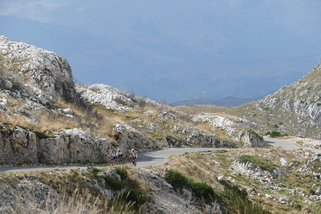 Tour of Montenegro - from  31st August to 8th September 2019