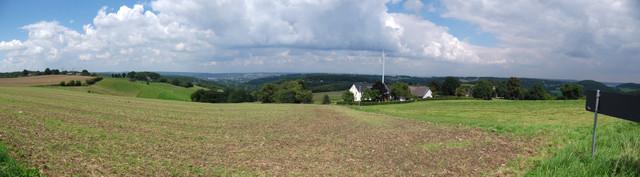Wilhelmshöhe Panorama.